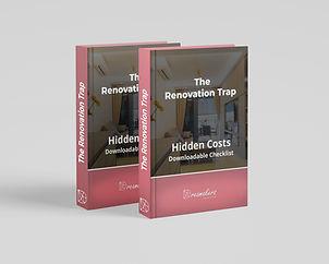 website ebook cover - the renovation tra