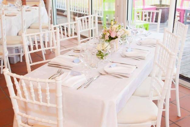 "Table Mariage ""Pastel"""