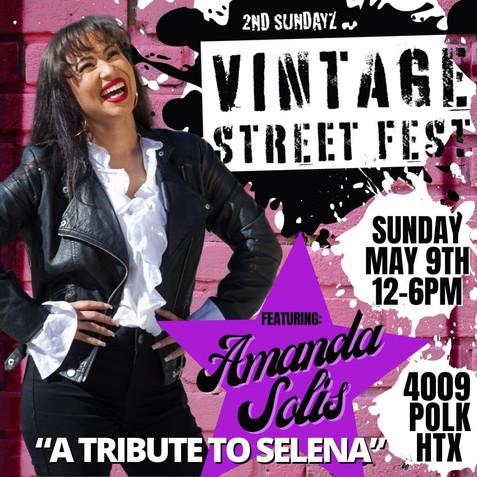 VINTAGE STREET FEST