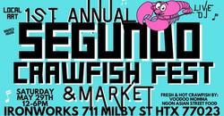 SEGUNDO CRAWFISH FESTIVAL 2021