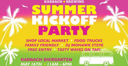 KARBACH SUMMER PARTY