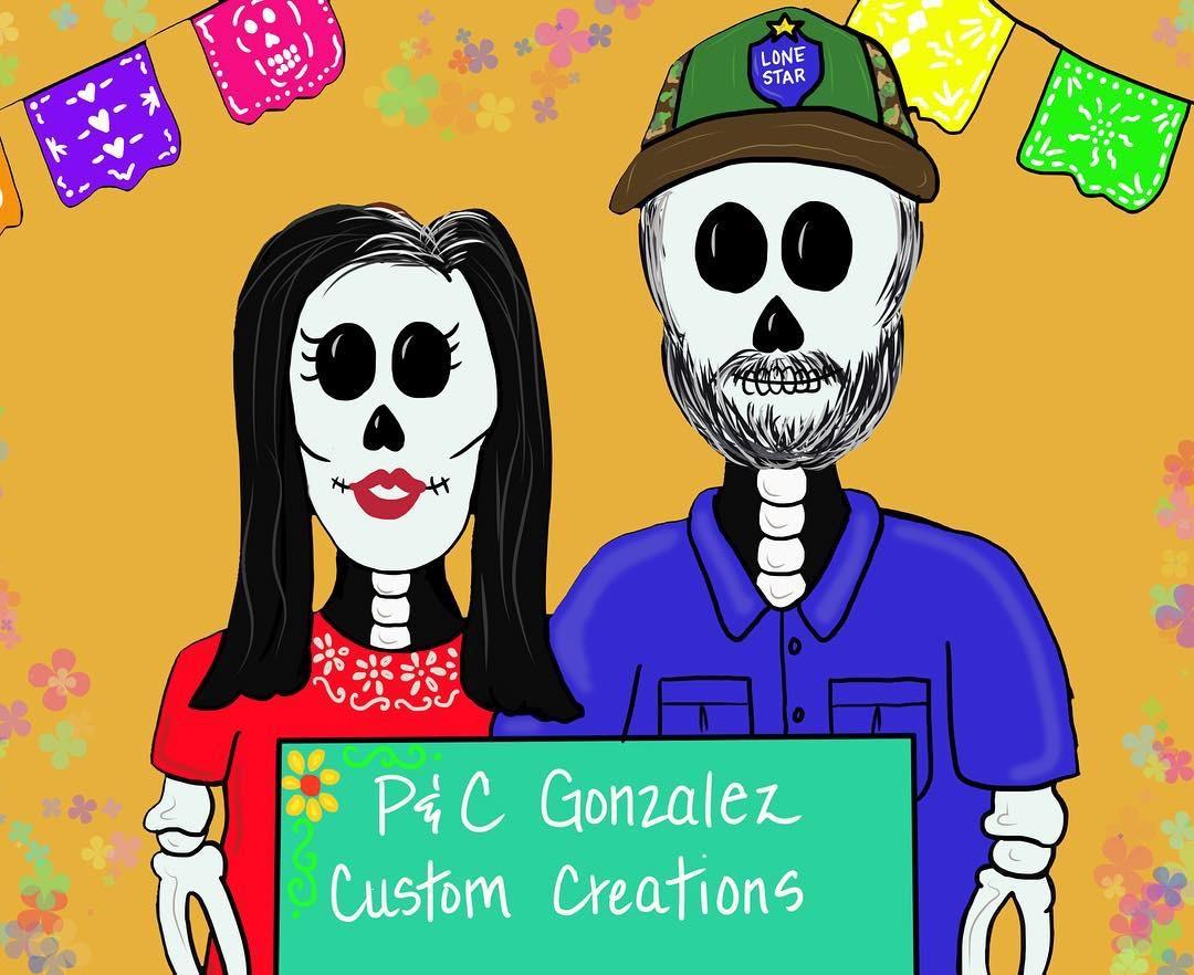 P & C GONZALEZ ART