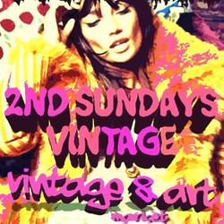 #2ndsundays #vintage and #art #market #houston