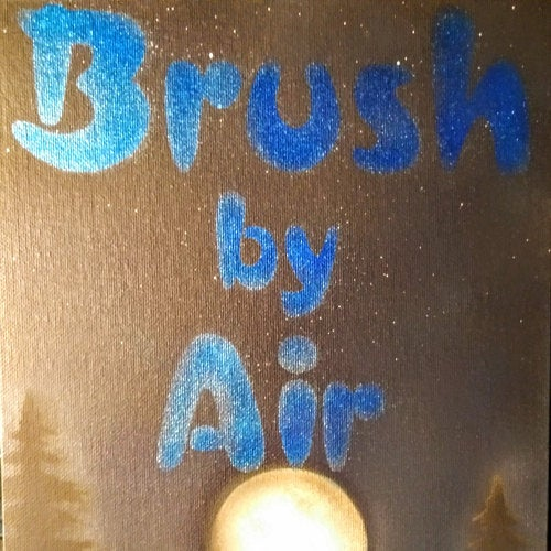 BRUSH BY AIR