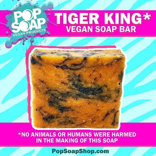TIGER KING VEGAN.SOAP BAR