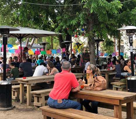 Happening now! _undertheradarbrewery #cincodemayo #market here til 9PM come out and see us 🎉 #houston #houstonbrew #houstonmakers #houstonar