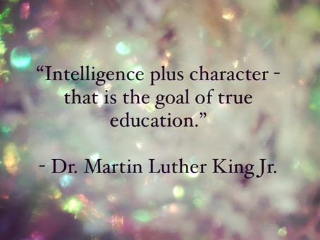 Dr. Martin Luther King Jr. Day, Jan. 18, 2021.