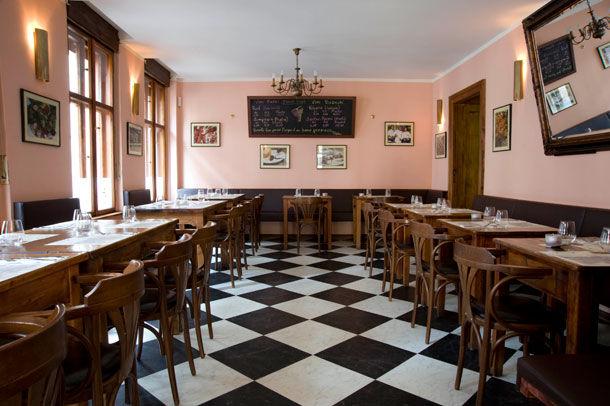 Restaurant-Wine Bar