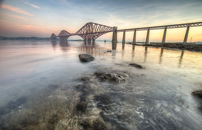Early Morning Forth Bridge