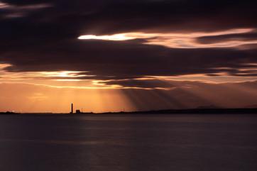 Lognannet Sunset