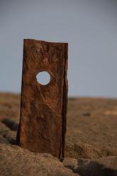 Rusty Metal Newhaven