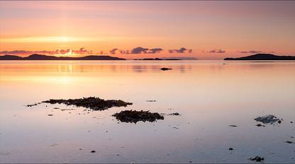 Sunrise on Barra
