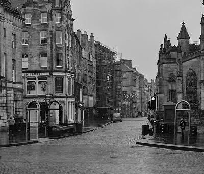 Edinburgh photo walk