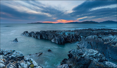 Harris in the Blue Hour