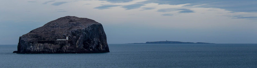 Bass Rock and The Isle of May