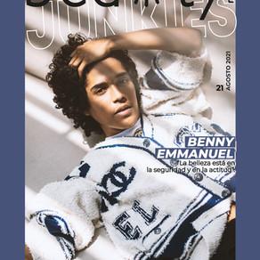 """Benny Emmanuel: """"La Belleza Está En La Seguridad y En La Actitud"""""""