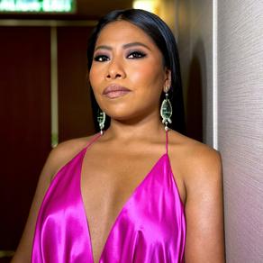#ExclusivaBJMX: ¿Qué hay detrás del look de Yalitza Aparicio en los Golden Globes?