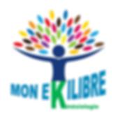 Mon Ekilibre kinesiologie logo kinésiologie  kinésiologue Quimperlé peur phobie anxiete bien etre calme serenite depression stress deprime Lorient