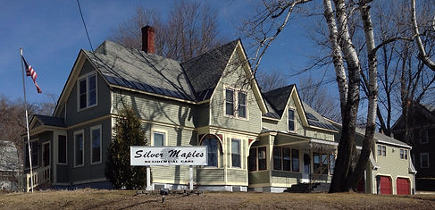 Silver Maples Assisted Living in Claremont, NH