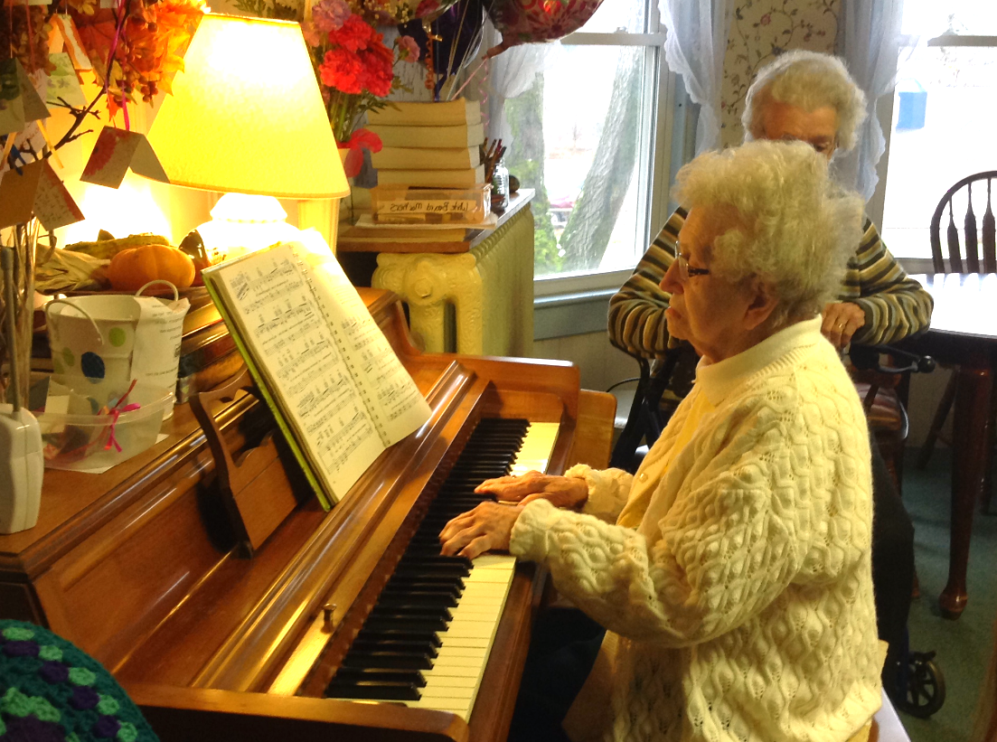 Silver Maples Resident Talents