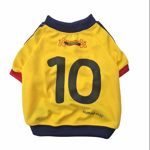 Camiseta de Colombia! Agrégala al carrito y recibe el descuento.