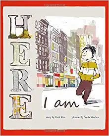 Book Review - Here I Am
