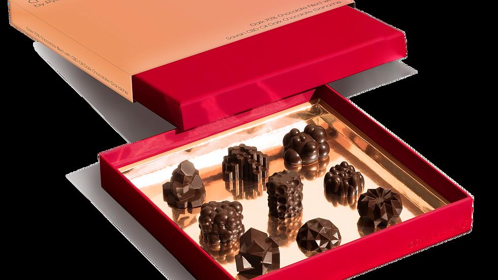 SAVAN X Chocolate by Ryan L. Foote