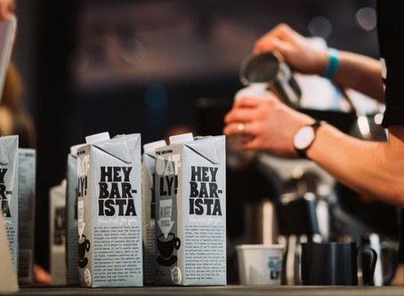Oatly partnering with Danish Coffee Festival