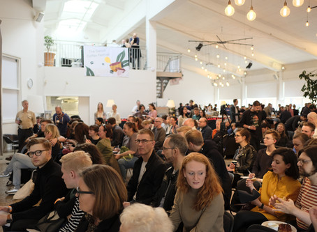 Tickets for the Danish Coffee Festival 2020