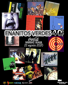 Enanitos Verdes-40 Anos Tour
