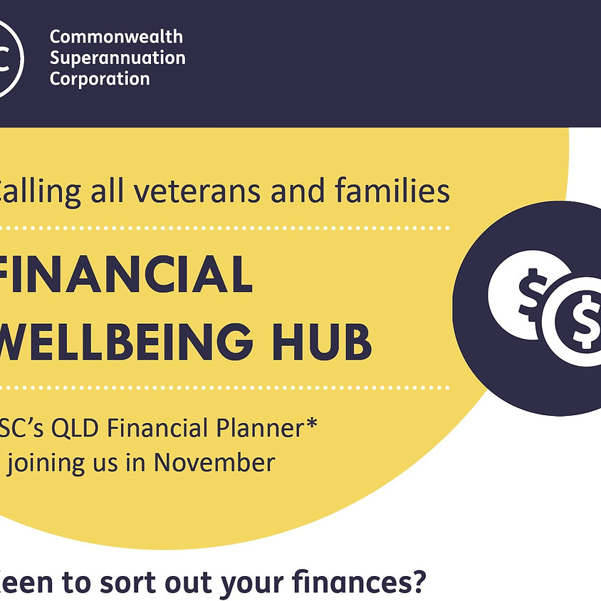 Free Q&A Group Discussion with CSC Financial Planner* (1)