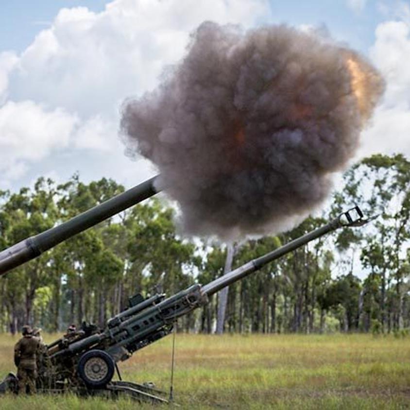 4th Regiment Exercise 'Conquer the Castle'