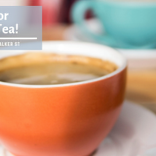 ESO Morning Tea & Update