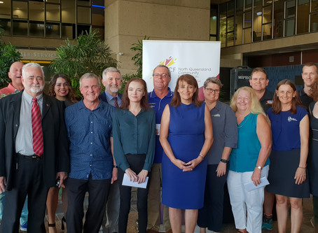 Queensland Community Foundation grant received