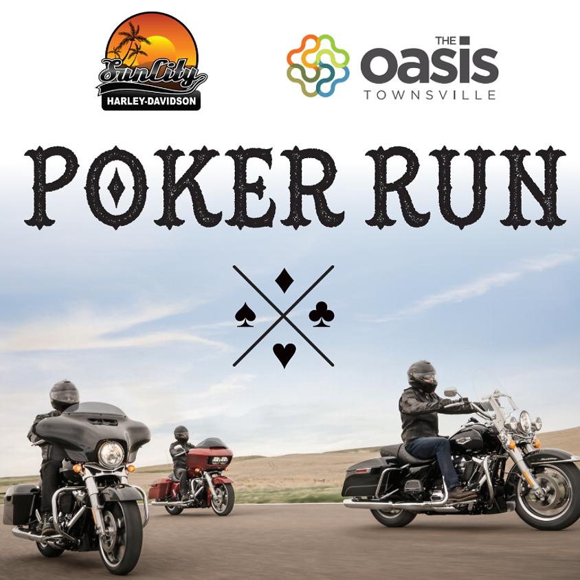 Sun City Harley Davidson Poke Run