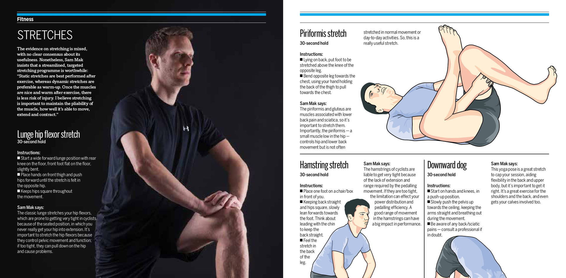 Preventative Exercises