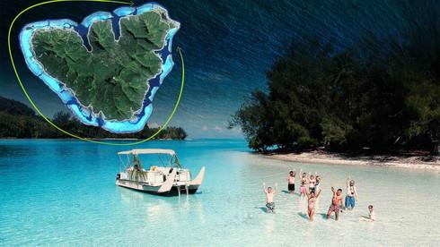 THE ISLAND TOUR