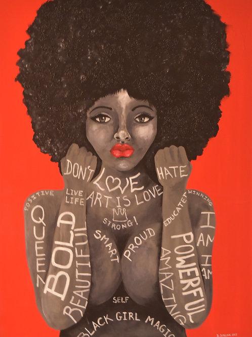 Black Girl Magic I