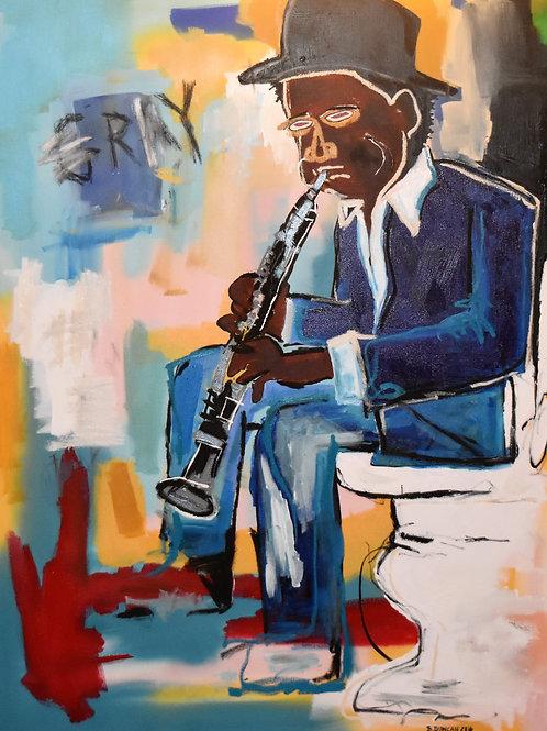 Basquiat jam session