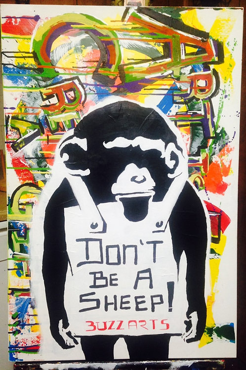 Dont be a sheep