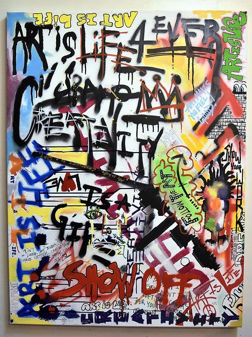 Bramo Street Art II