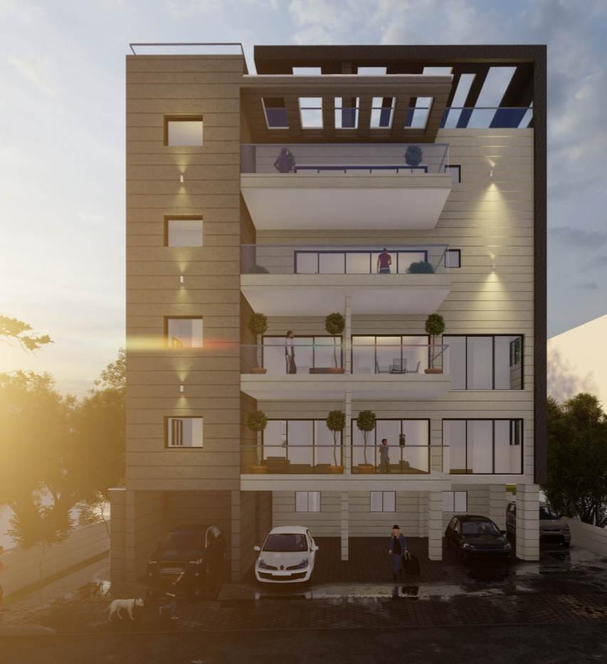 דירת 4 חדרים חדשה קרית ביאליק