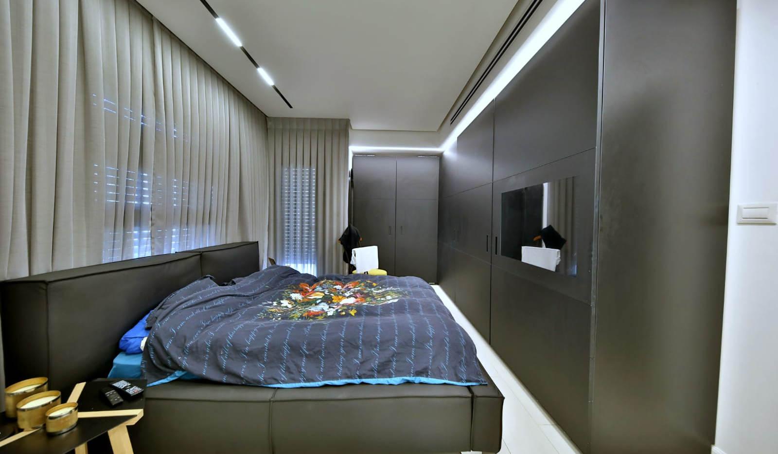 חדר הורים מעוצב