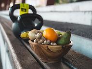 Fitballness - Sportler Ernährung
