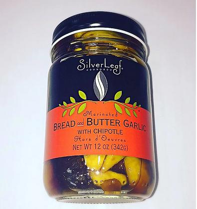 SilverLeaf Chipotle Bread & Butter Garlic