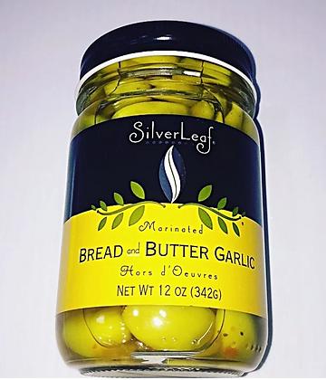 SilverLeaf Bread & Butter Garlic