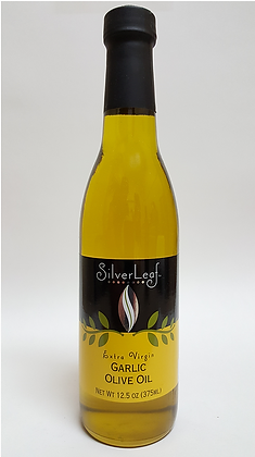 Silverleaf Garlic Olive Oil