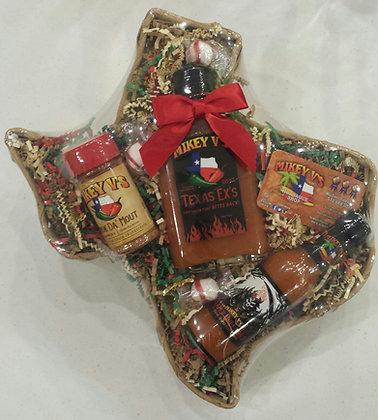 Extra Hot Texas Basket (Medium Size)