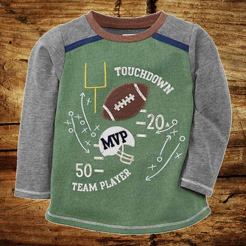Touchdown Toddler Tee