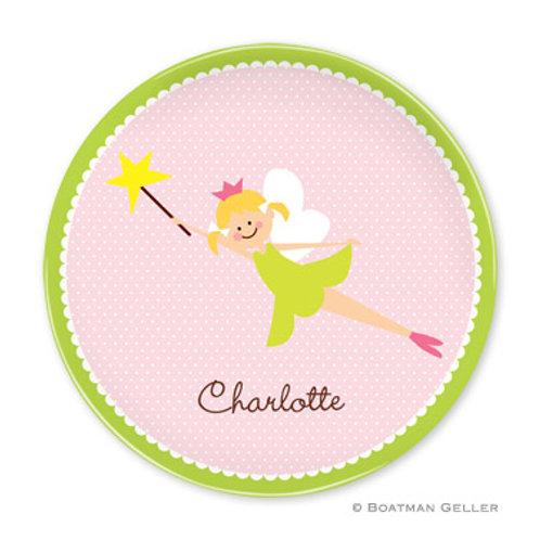 Fairy Melamine Plate